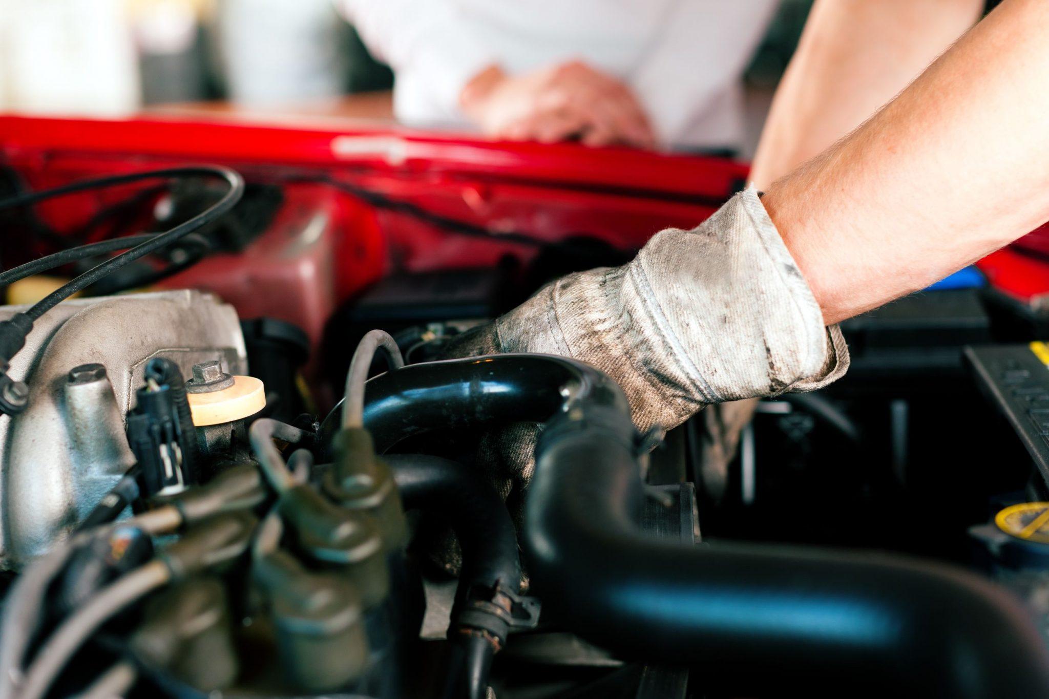 mécanicien réparation