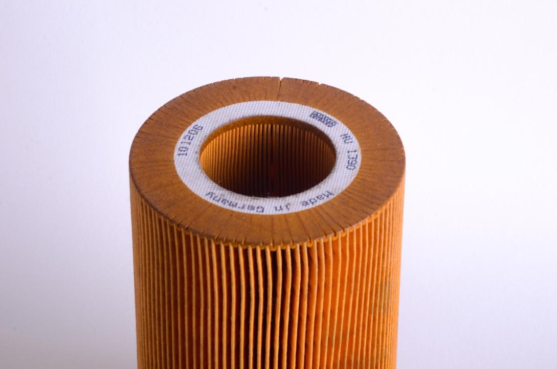 filtre à huile papier